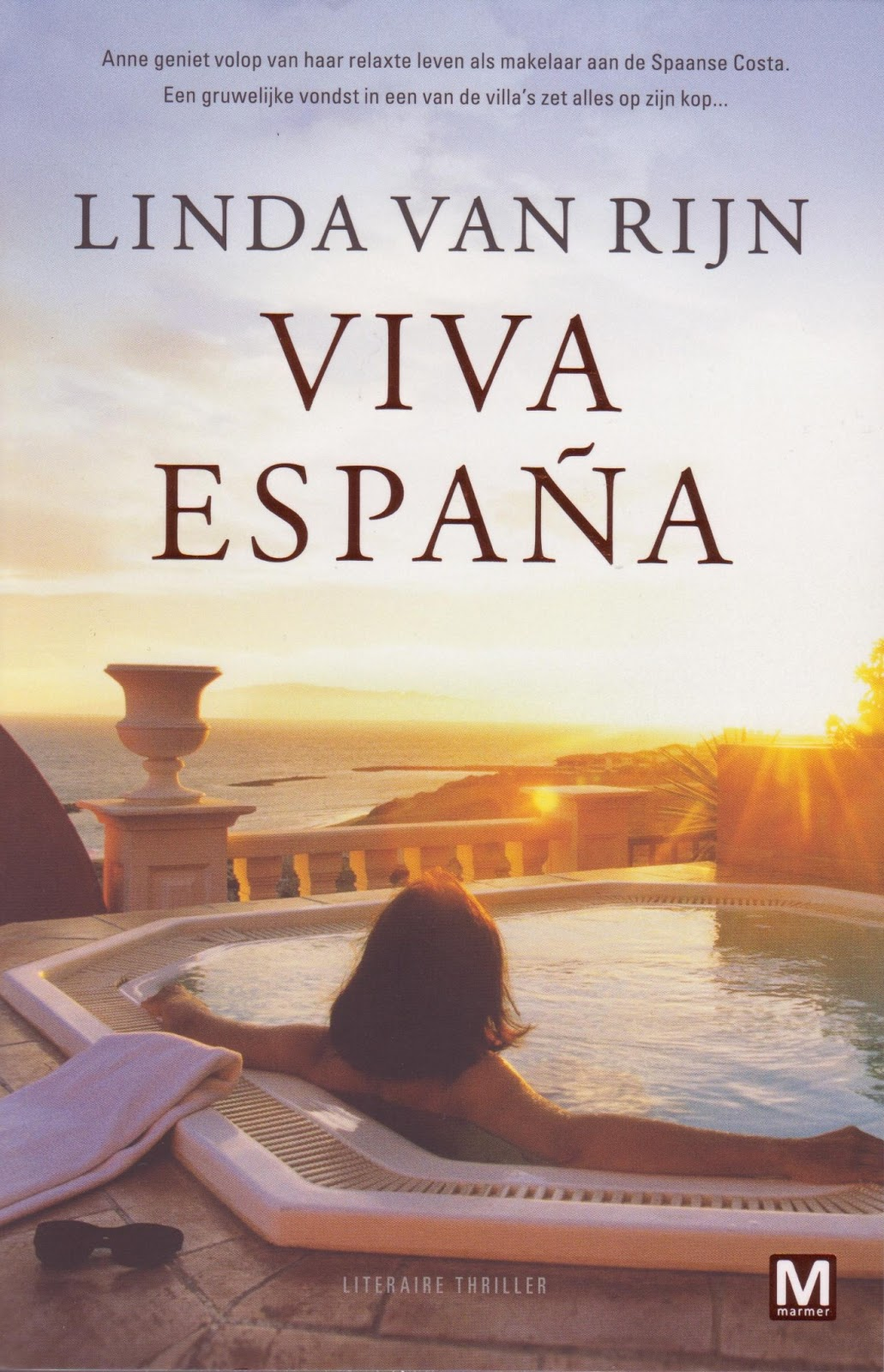Viva Espana - boekrecensie