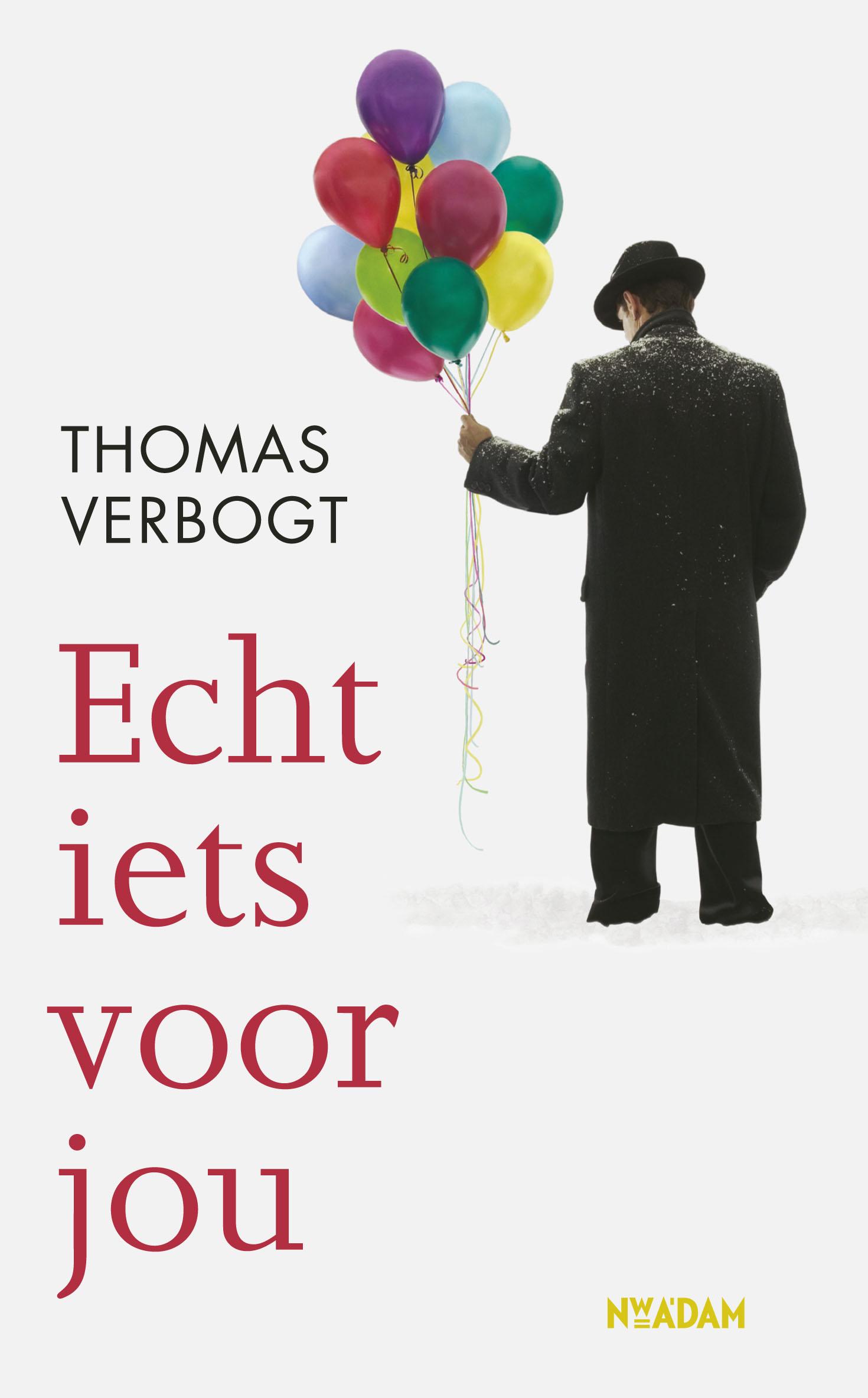 Echt iets voor jou – Thomas Verbogt