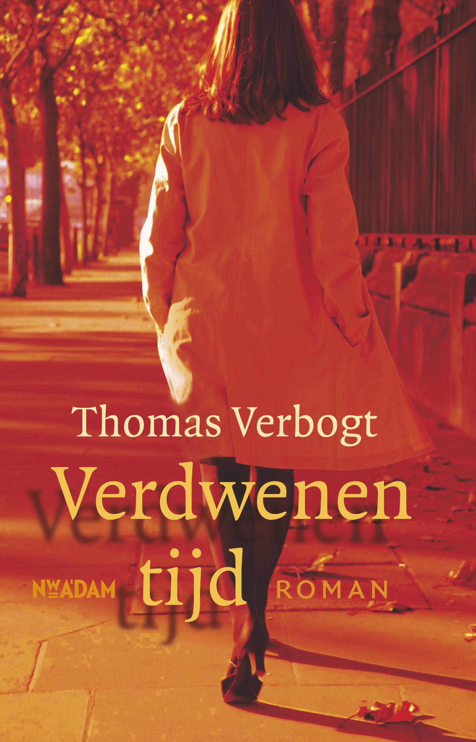 Verdwenen tijd – Thomas Verbogt