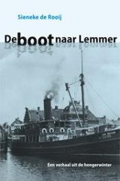 De boot naar Lemmer – Sieneke de Rooij