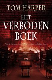 Het verboden boek – Tom Harper