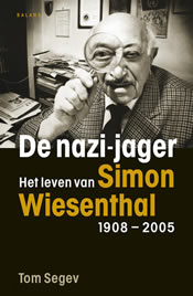 De nazi-jager – Tom Segev