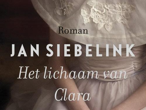 Het lichaam van Clara – Jan Siebelink