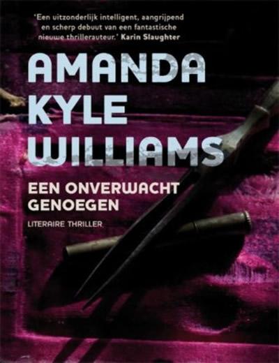 Een onverwacht genoegen – Amanda Kyle Williams