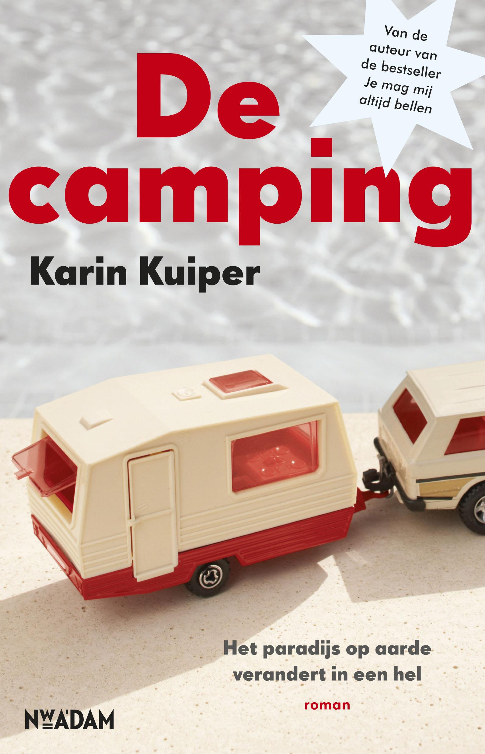 De camping – Karin Kuiper