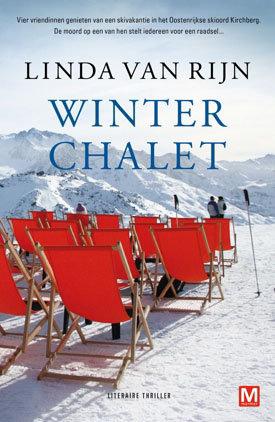 Winter Chalet – Linda van Rijn