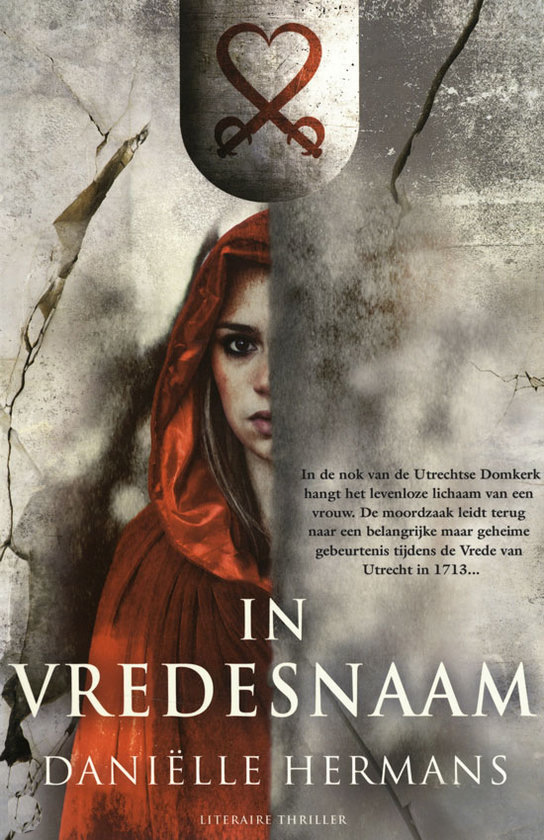 In vredesnaam – Danielle Hermans