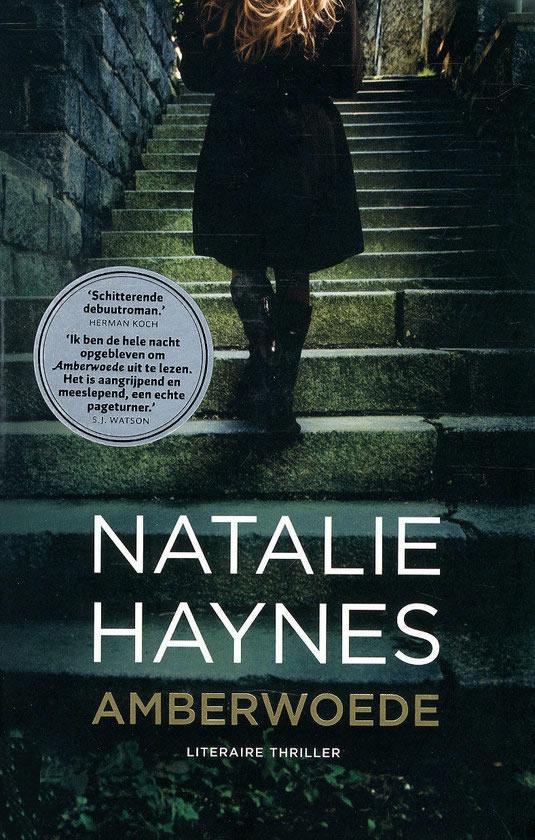 Amberwoede – Natalie Haynes