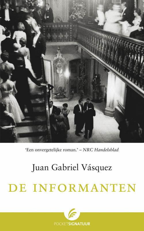 De informanten – Juan Gabriel Vasquez