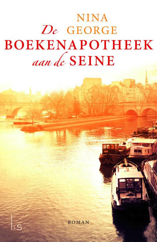 De boekenapotheek aan de Seine – Nina George