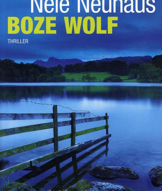 Boze wolf – Nele Neuhaus