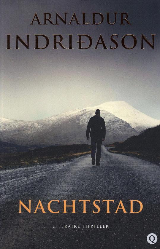 Nachtstad – Arnaldur Indridason