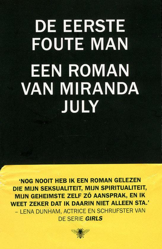 De eerste foute man – Miranda July