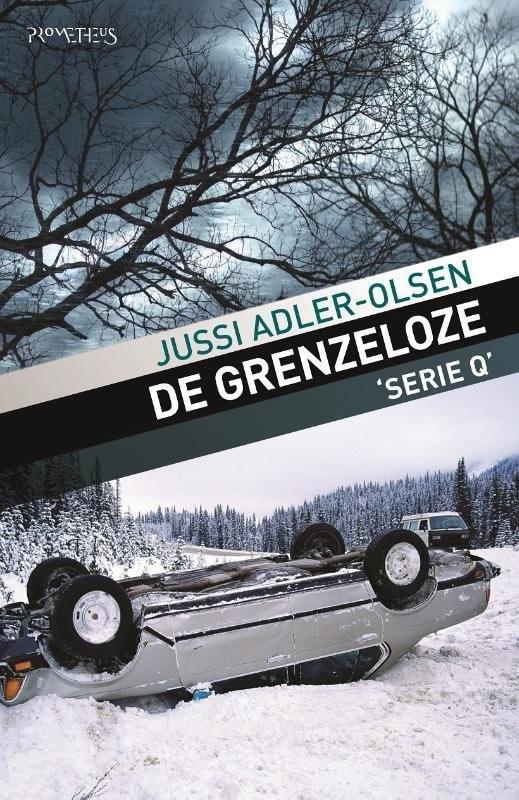 De grenzeloze – Jussi Adler-Olsen