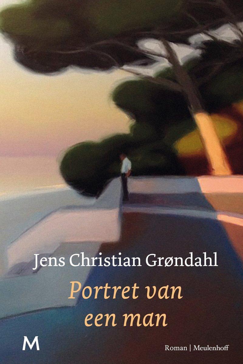 Portret van een man – Jens Christian Grøndahl