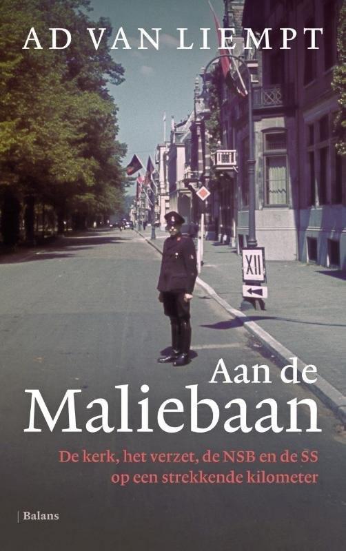 Aan de Maliebaan – Ad van Liempt