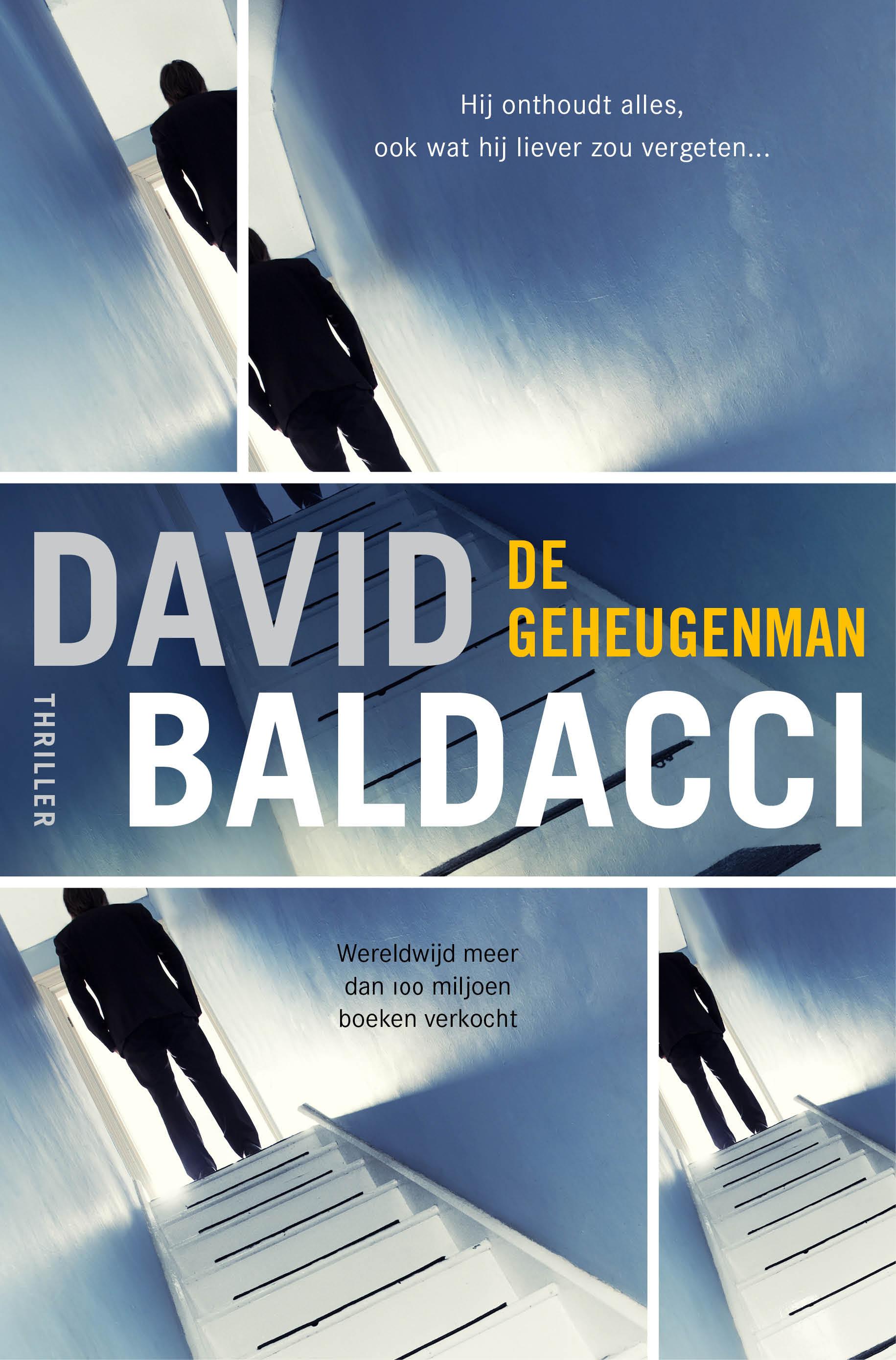 De geheugenman – David Baldacci