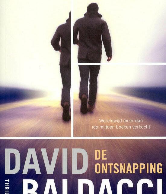 De ontsnapping – David Baldacci
