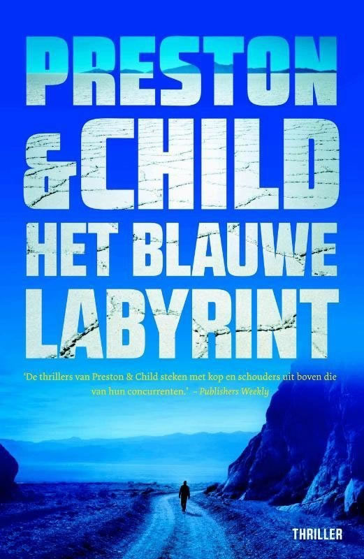 Het blauwe labyrint – Preston & Child