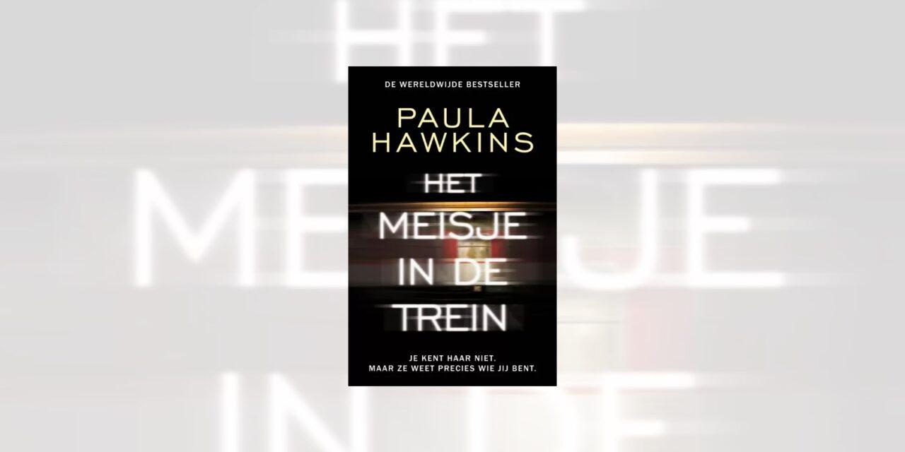 Het meisje in de trein – Paula Hawkins