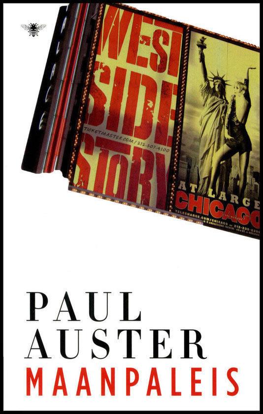 Maanpaleis – Paul Auster