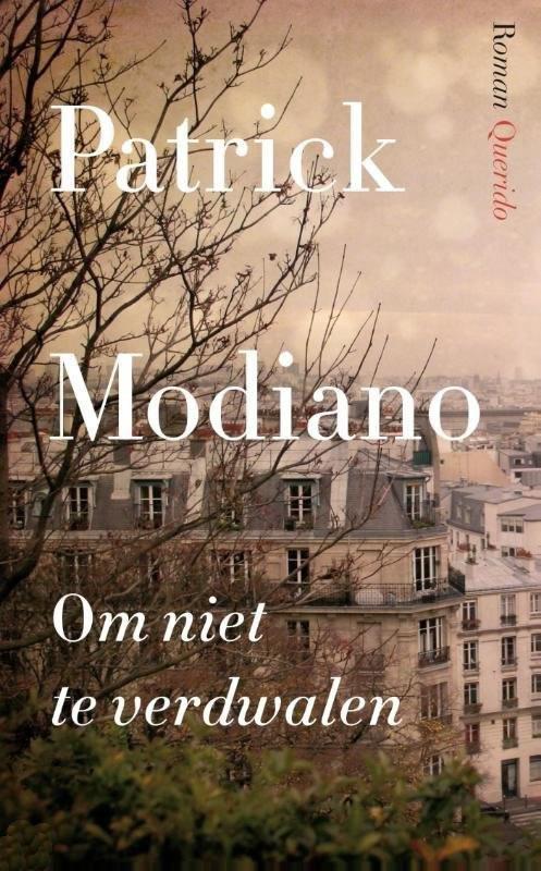 Om niet te verdwalen – Patrick Modiano