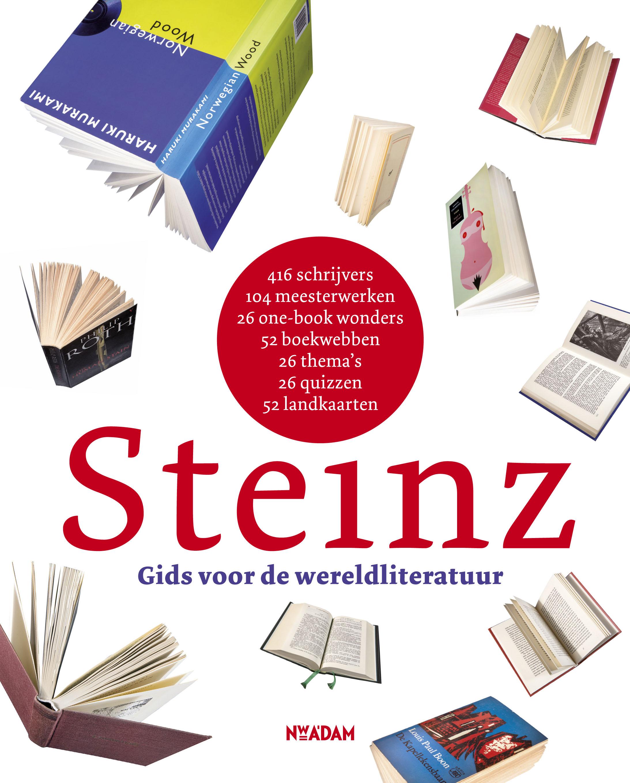 Steinz – Gids voor de wereldliteratuur – Pieter Steinz en Jet Steinz