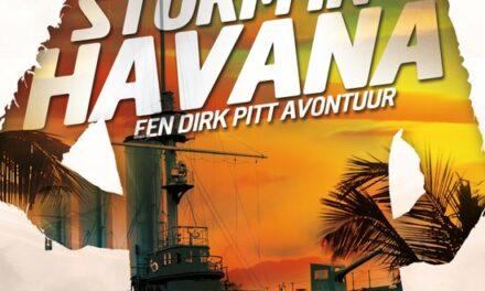 Storm in Havana – Clive Cussler