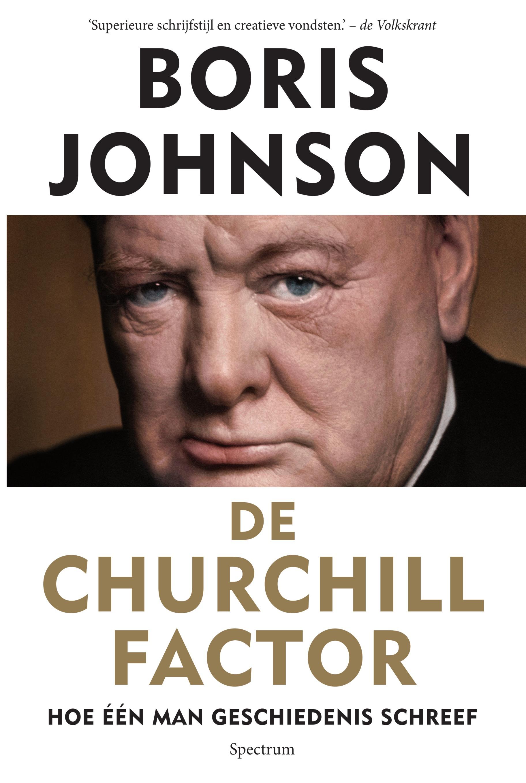 De Churchill factor – Boris Johnson