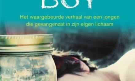 Ghost boy – Martin Pistorius