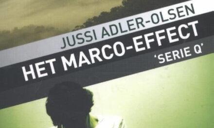 Het Marco-effect – Jussi Adler-Olsen