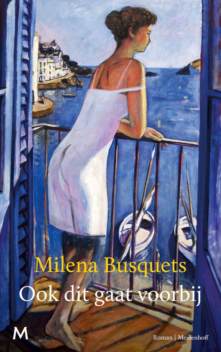 Ook dit gaat voorbij – Milena Busquets