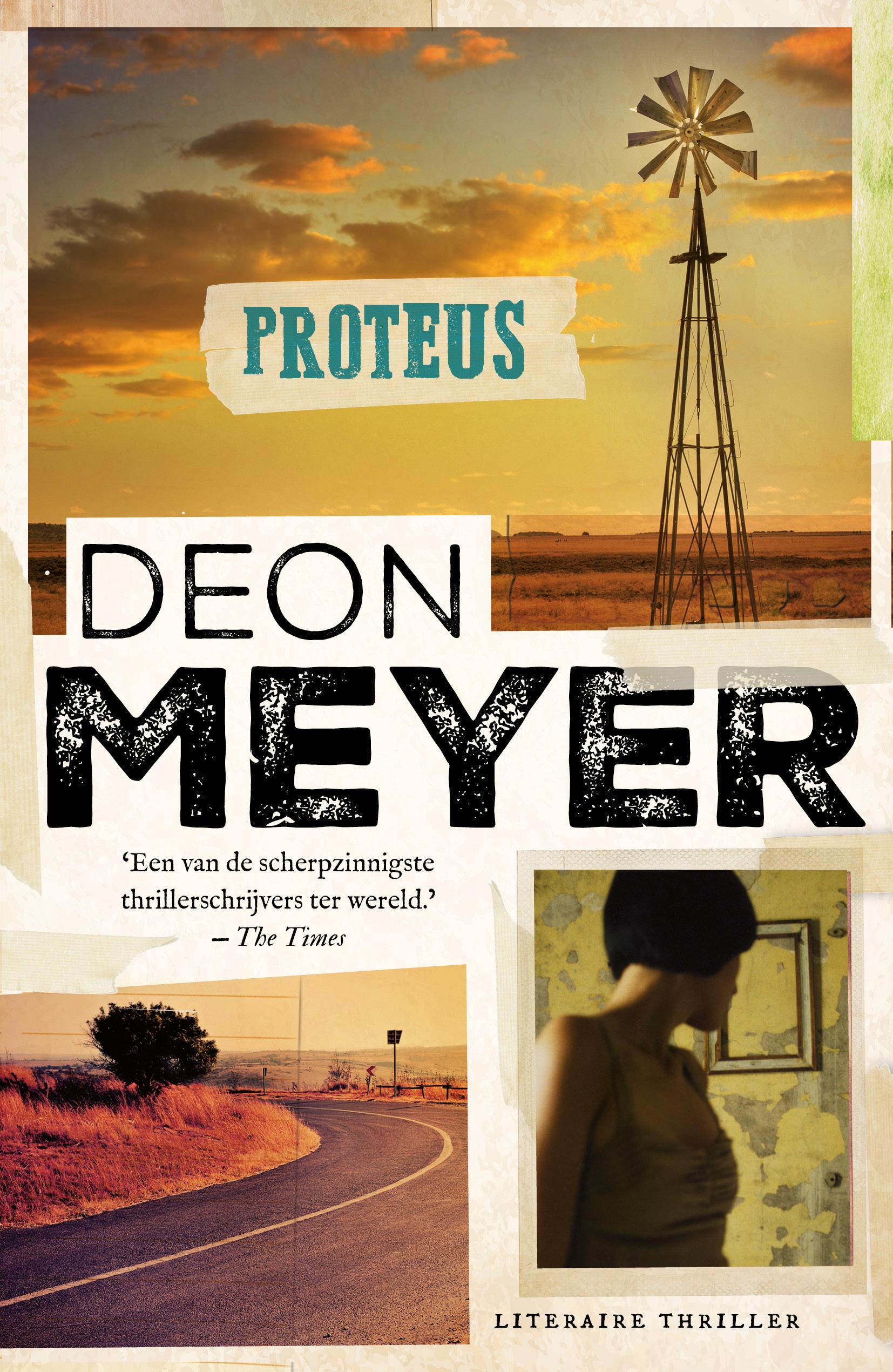 Proteus – Deon Meyer