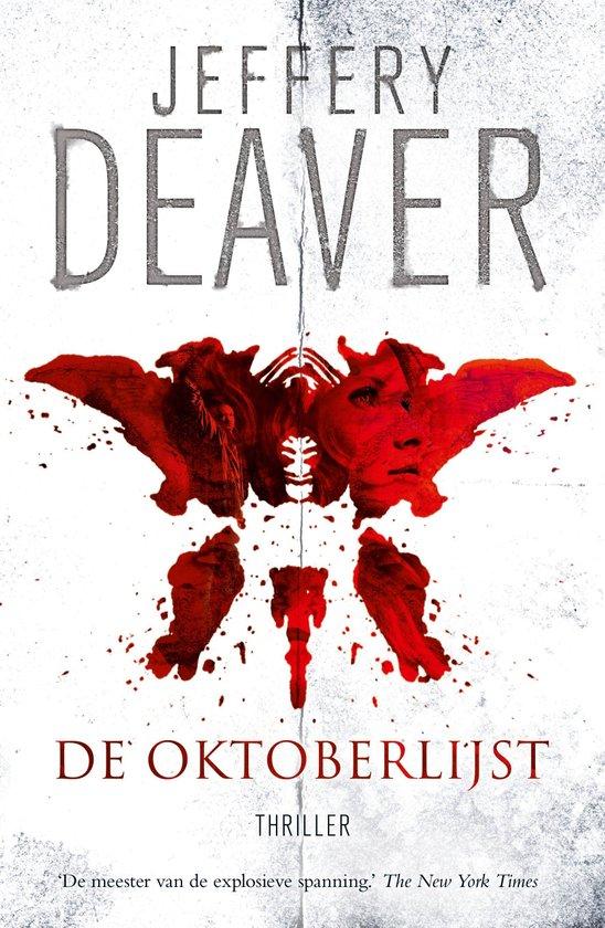 De Oktoberlijst – Jeffery Deaver