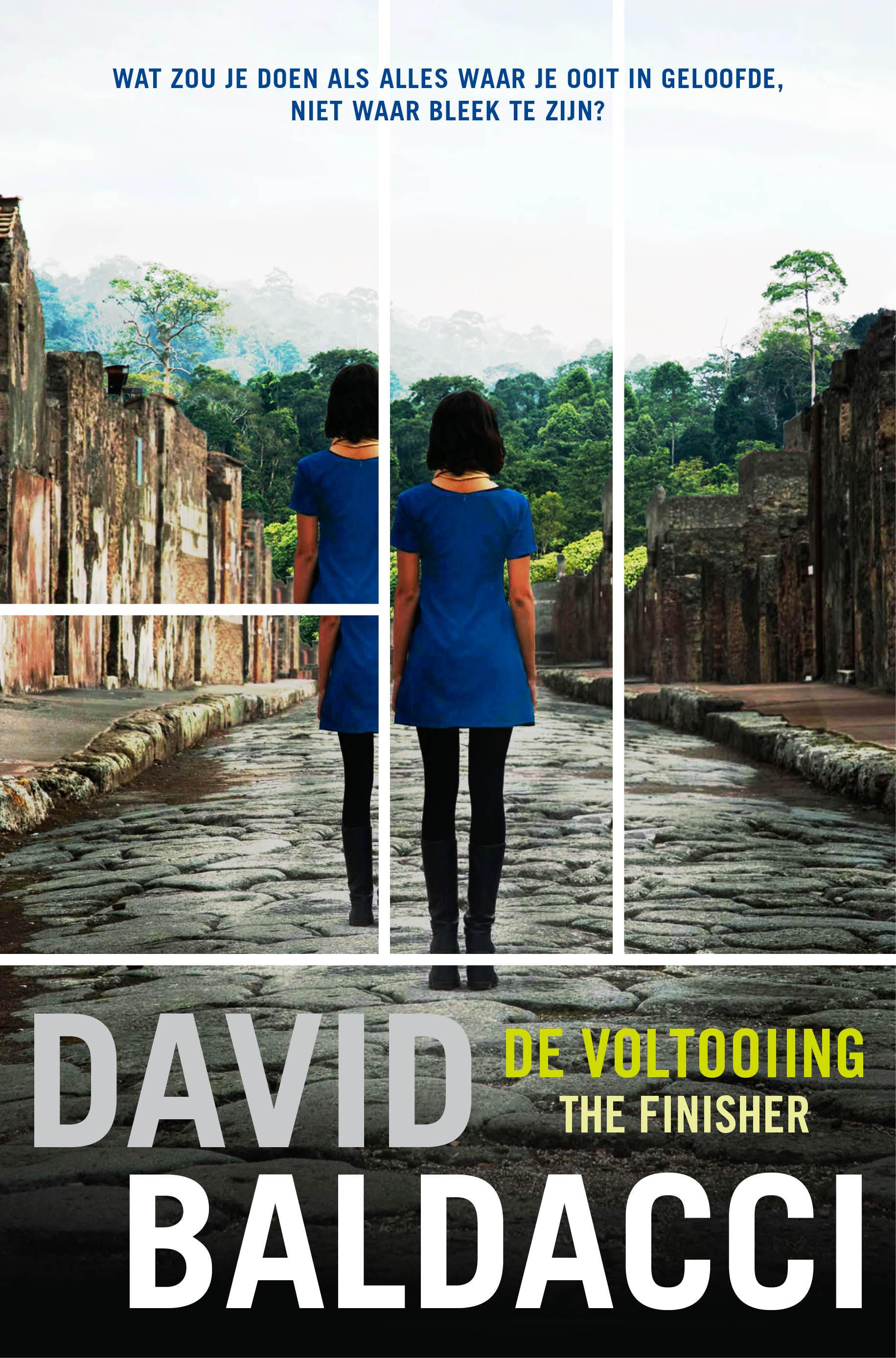De voltooiing – David Baldacci