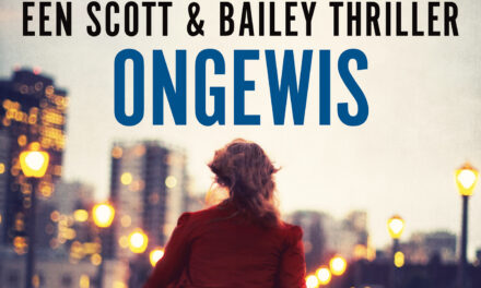 Ongewis – Cath Staincliffe