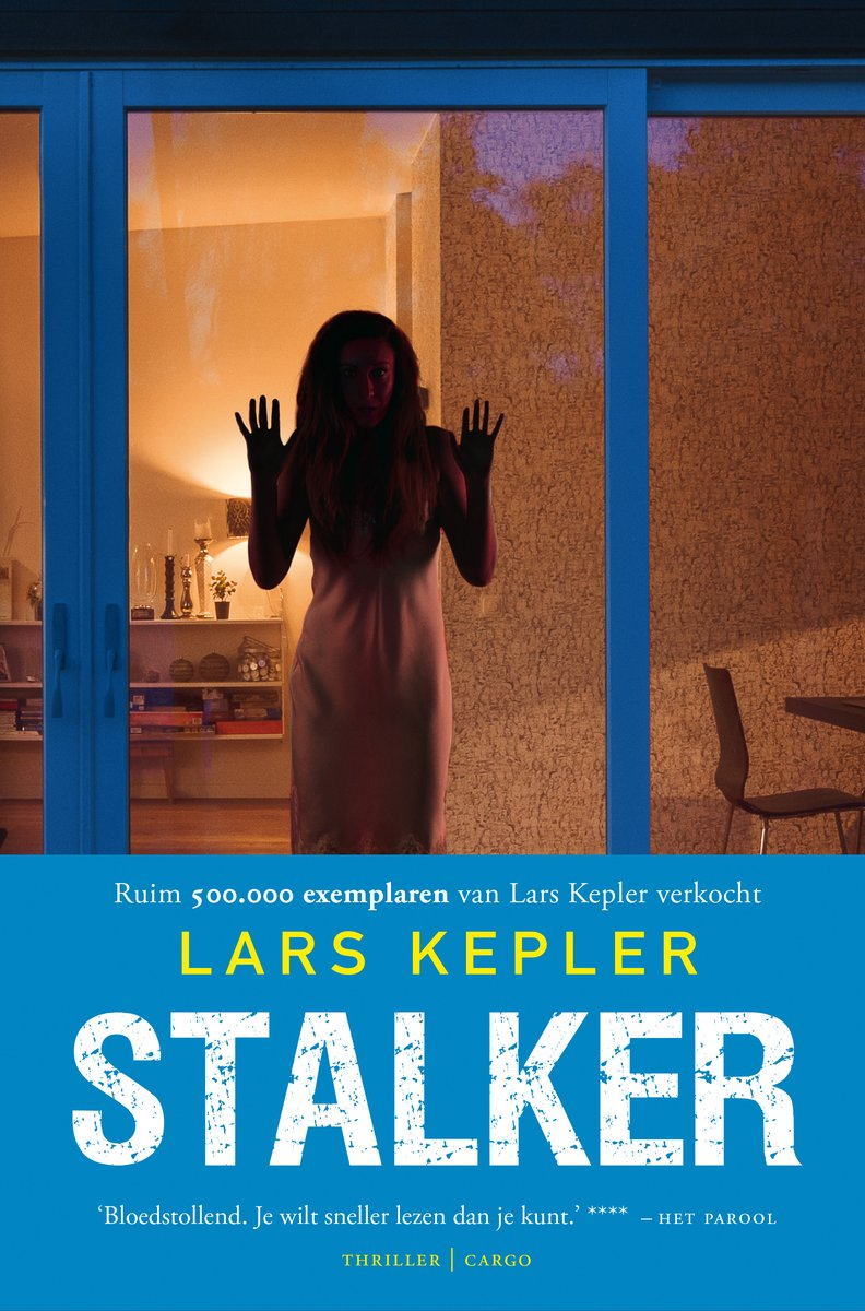 Stalker – Lars Kepler