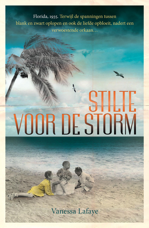Stilte voor de storm – Vanessa Lafaye