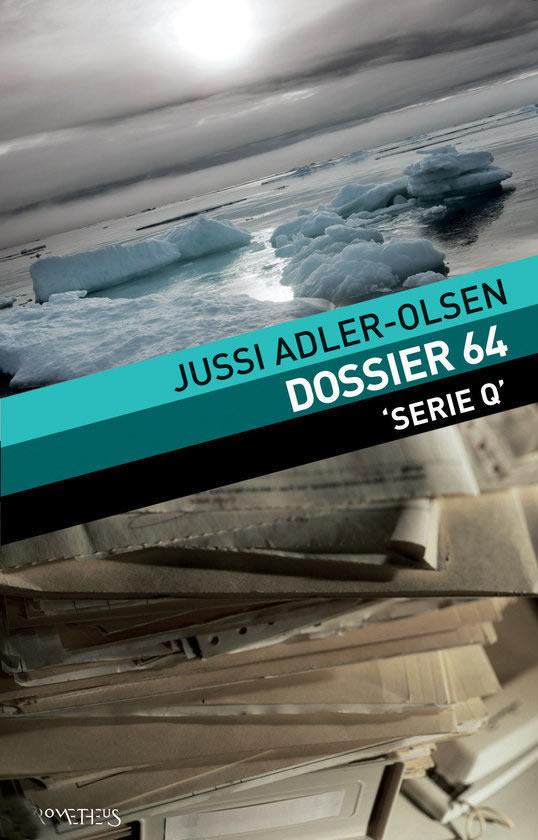 Dossier 64 – Jussi Adler-Olsen