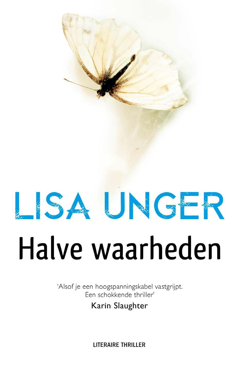 Halve waarheden – Lisa Unger