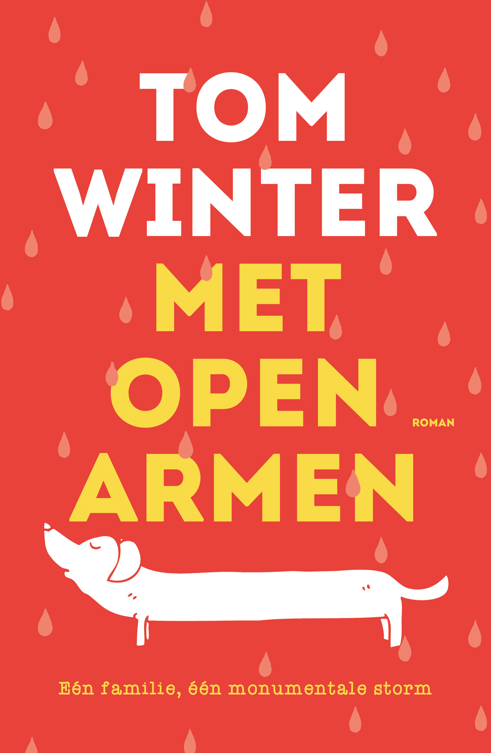 Met open armen – Tom Winter