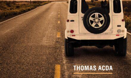 Onderweg met Roadie – Thomas Acda