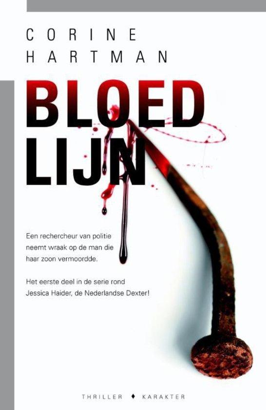 Bloedlijn – Corine Hartman