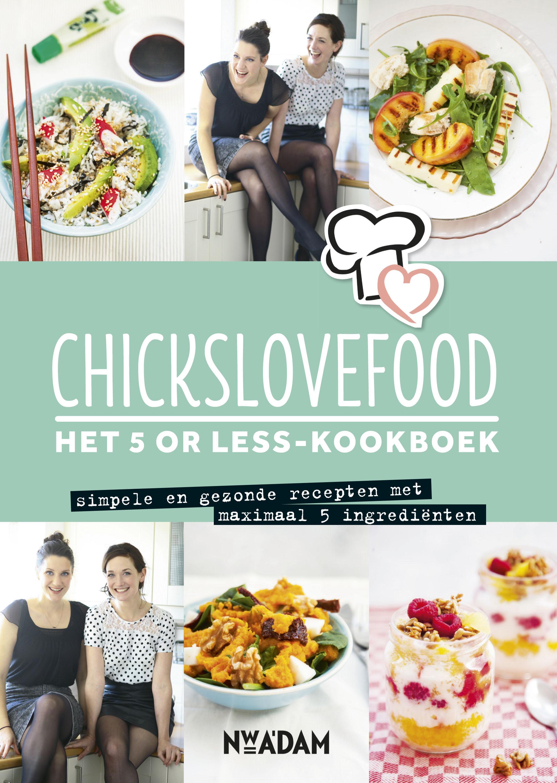 Chickslovefood – Nina de Bruijn en Elise Gruppen