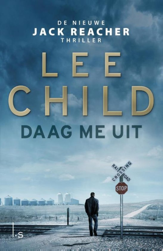 Daag me uit – Lee Child