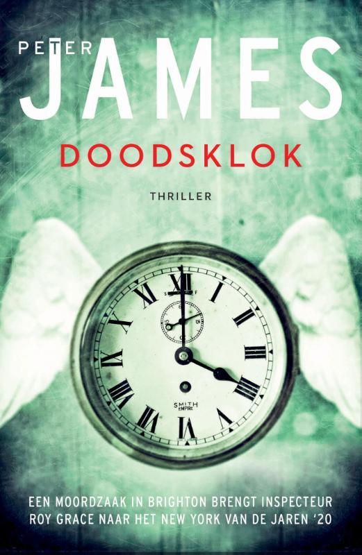 Doodsklok – Peter James