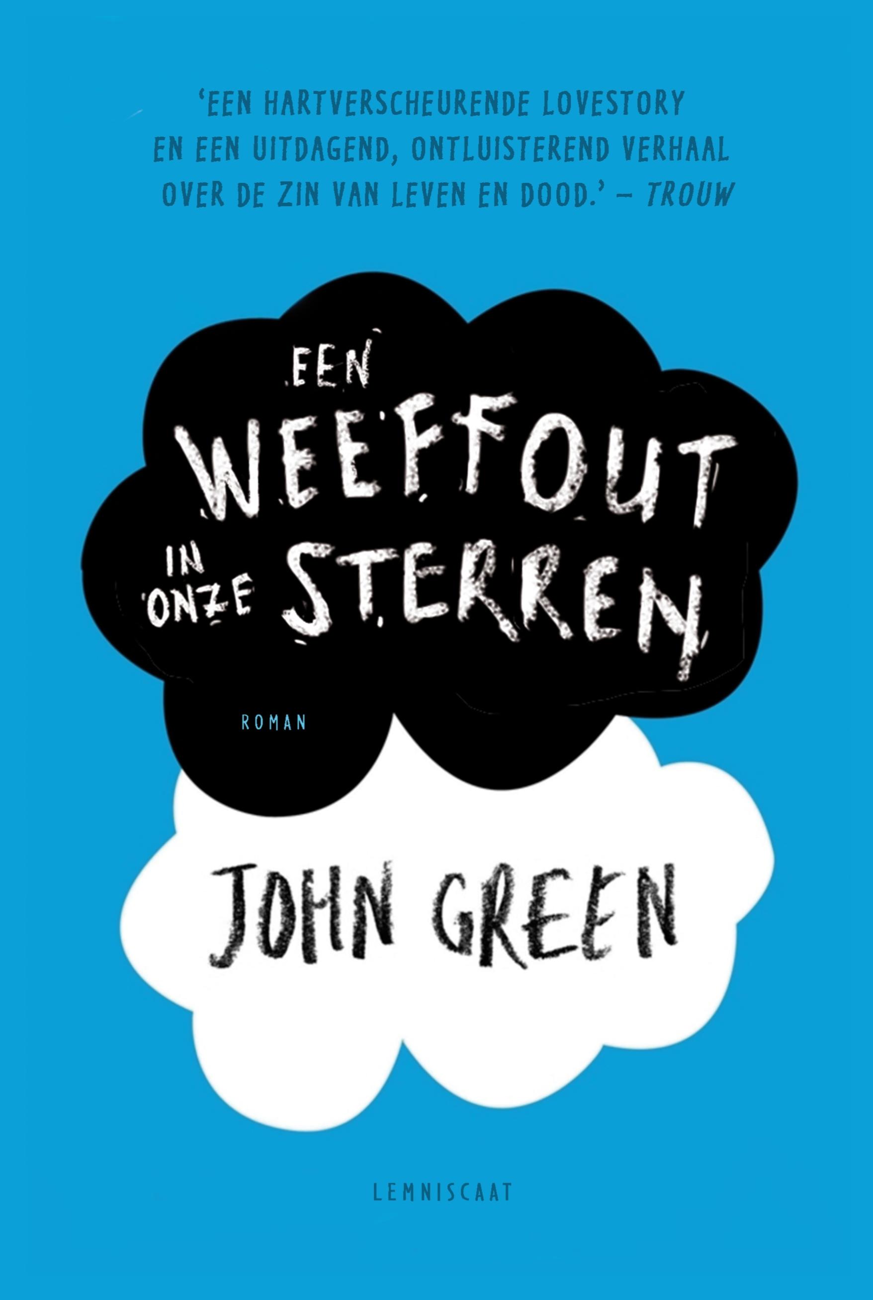 Een weeffout in onze sterren – John Green