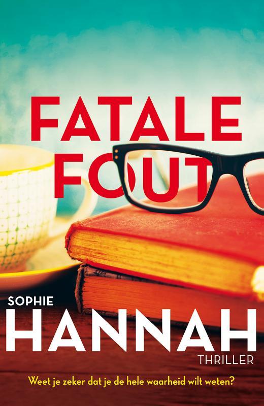 Fatale fout – Sophie Hannah