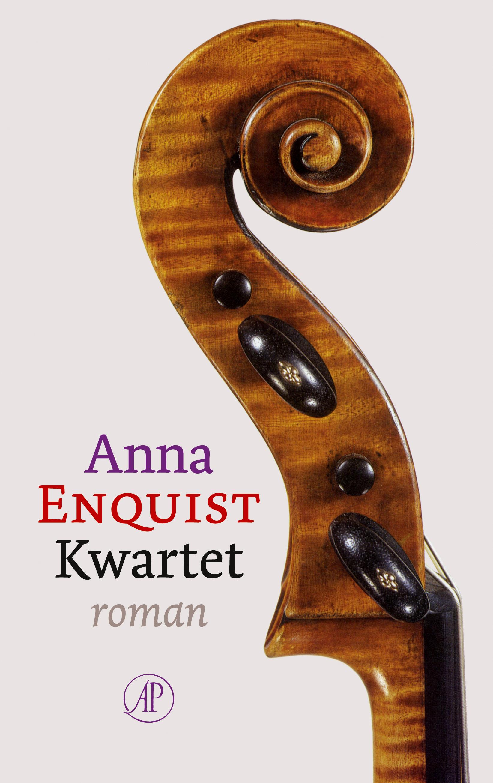 Kwartet – Anna Enquist