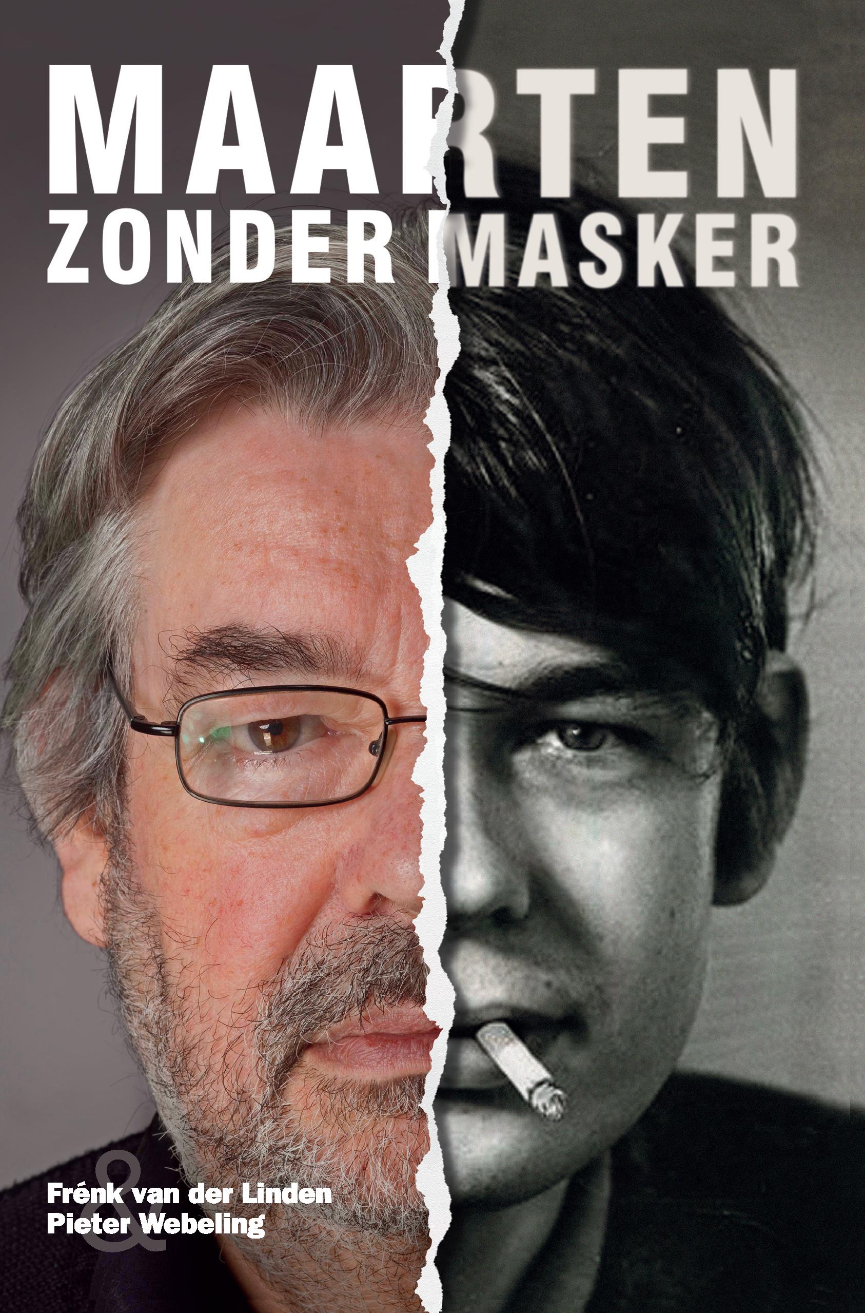 Maarten zonder masker – Frenk Van Der Linden